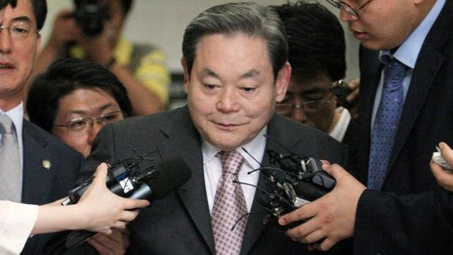 Глава Samsung Лі Гон Хі помер