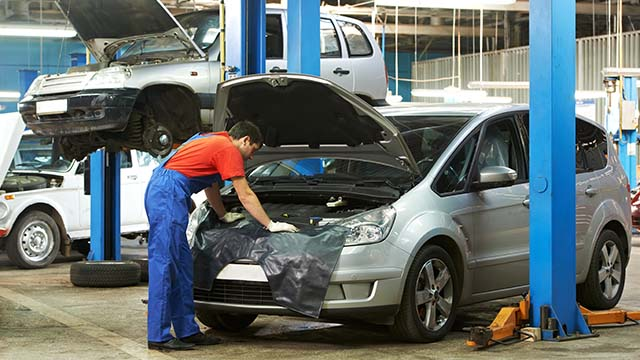 Техосмотр в Украине не смогут пройти 3 млн авто