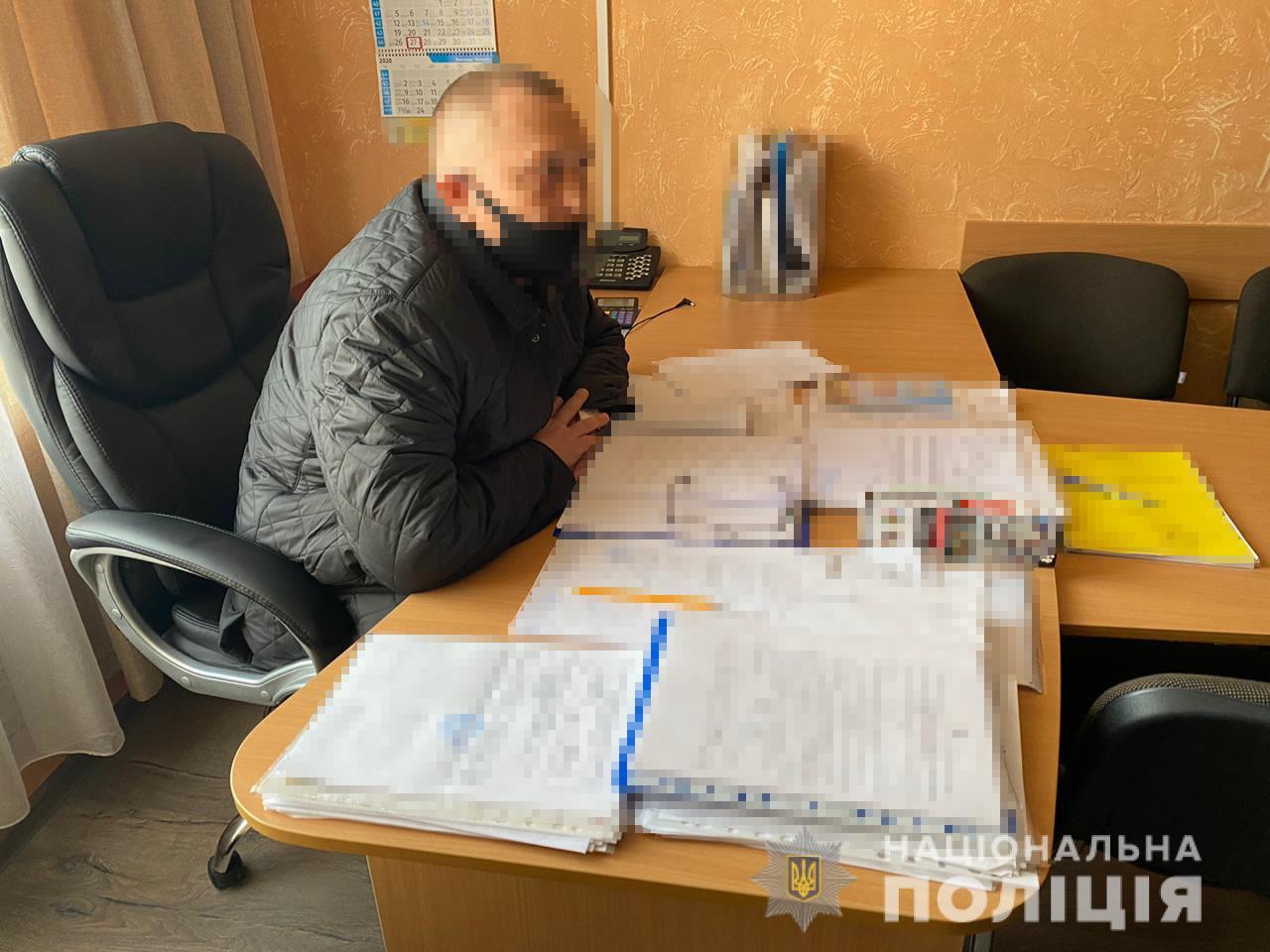 Ректор університету в Сумах попалився на хабарництві
