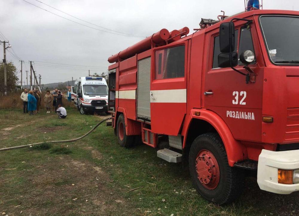 Пожежа в Одеській області: загинули двоє дітей