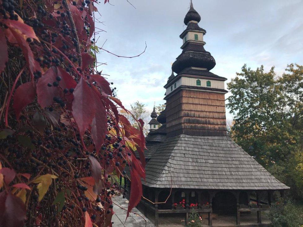 Пожежа у Празі – згоріла українська церква XVII століття