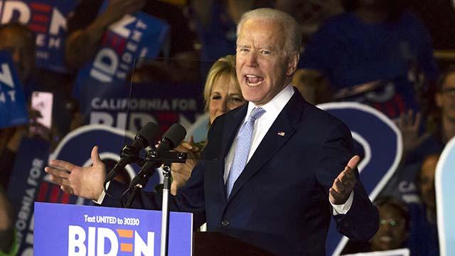 Джо Байден – біографія кандидата у президенти США