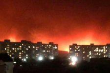 Крали паливо: ДБР назвало нові можливі причини пожеж у Луганській області