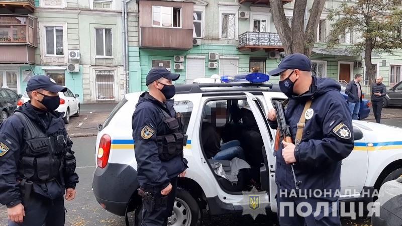 У центрі Одеси відвідувач зарізав дівчину-баристу