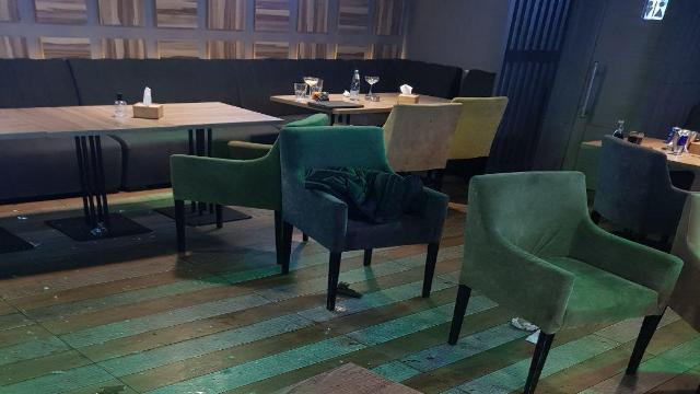 вбивство у ресторані Харкова