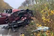 ДТП під Черніговом – прокурор вбив двох людей