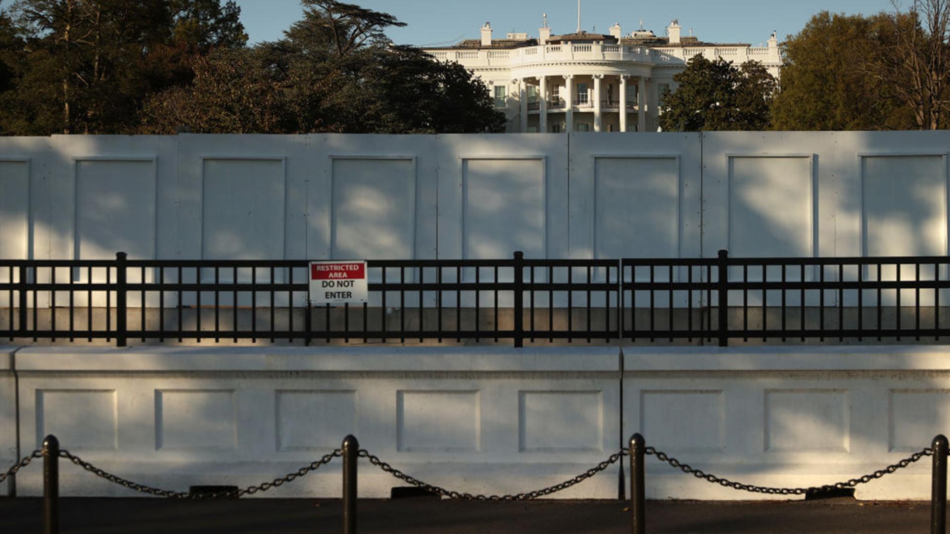 Вибори в США: перші сутички біля Білого дому (ВІДЕО)