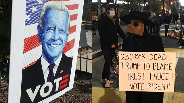 Чим запам'яталися вибори в США 2020