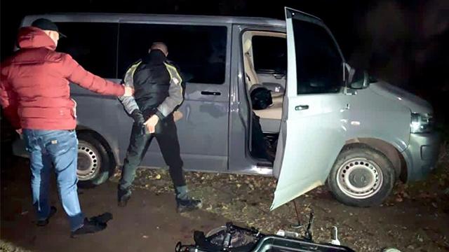 затримання крадія Чернівецька область