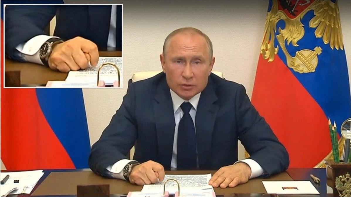 Чи піде Путін на пенсію: хвороба Паркінсона і законопроекти про імунітет