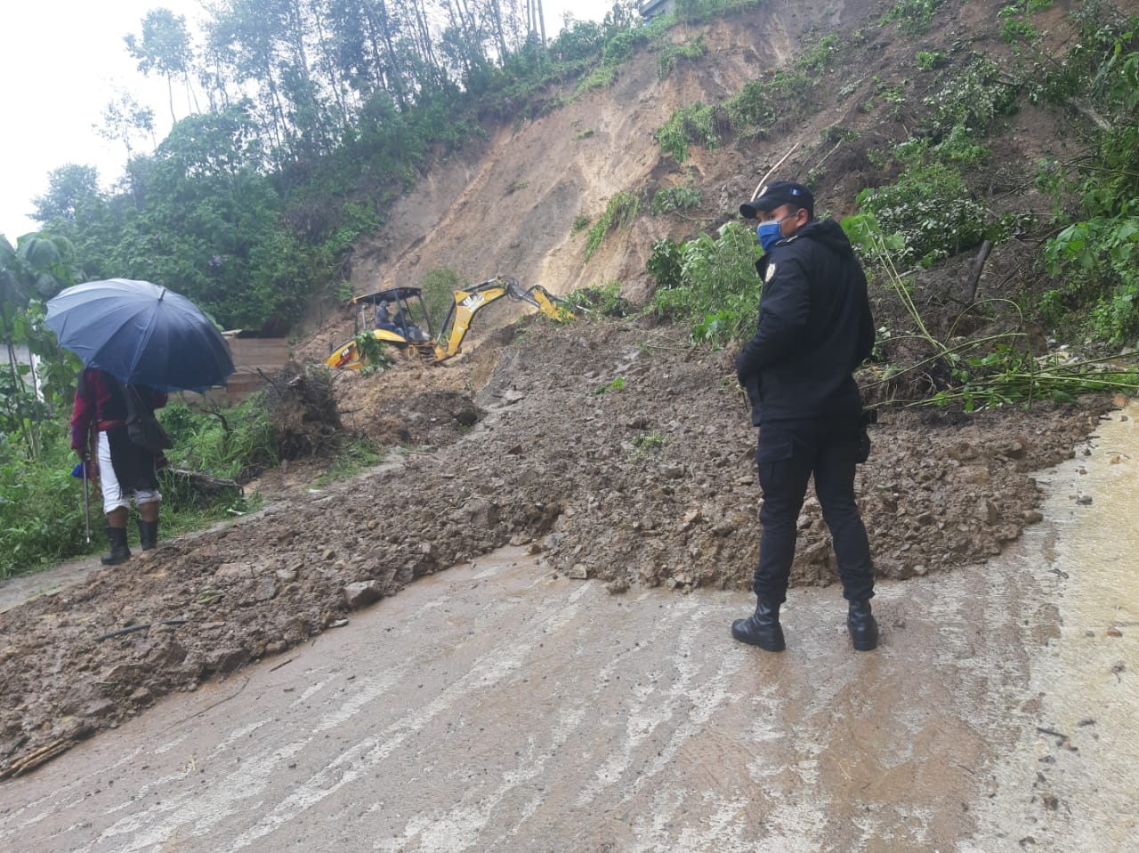 Шторм в Гватемалі: перші фото та відео