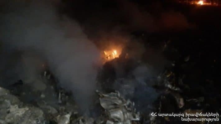 Азербайджан збив російський вертоліт Мі-24 у Вірменії (ФОТО і ВІДЕО)