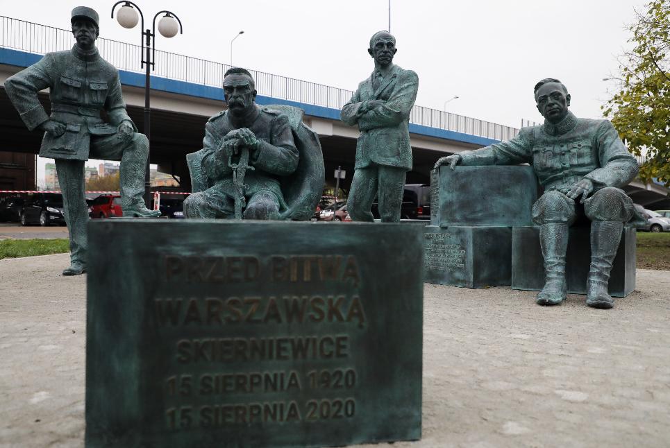 У Польщі відкрили пам'ятник Симону Петлюрі