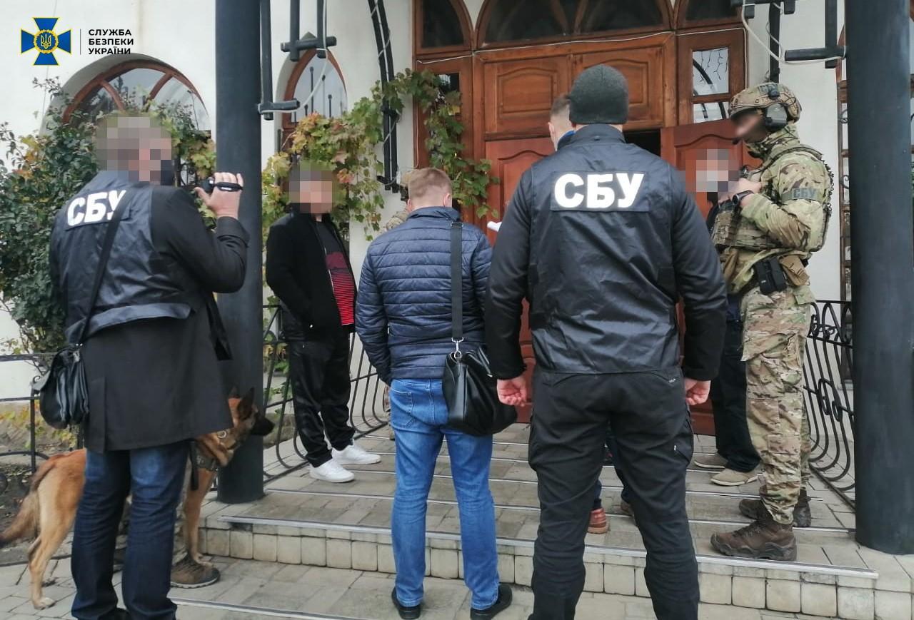 СБУ викрила схему привласнення держкоштів у Луганській області