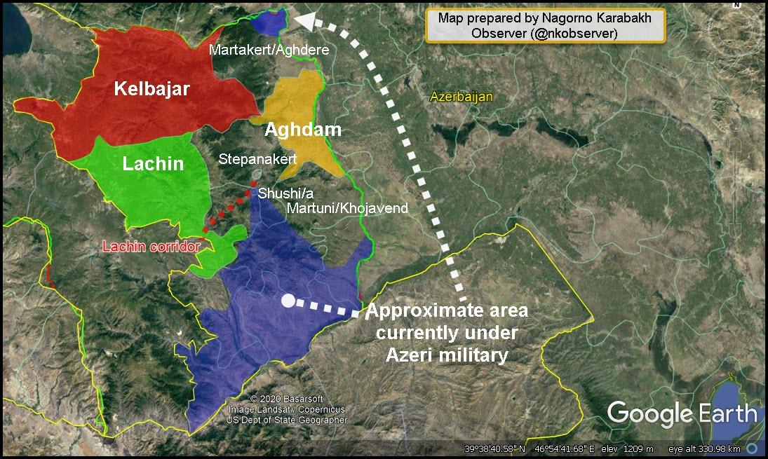 Припинення війни в Карабасі: текст документа
