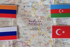 Центр по контролю мира в Нагорном Карабахе разместят в Азербайджане