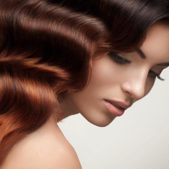 девушка прическа волосы
