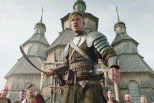 Про зйомки Козаків, падіння з конем і битву на шаблях – інтерв'ю з Андрієм Ісаєнком