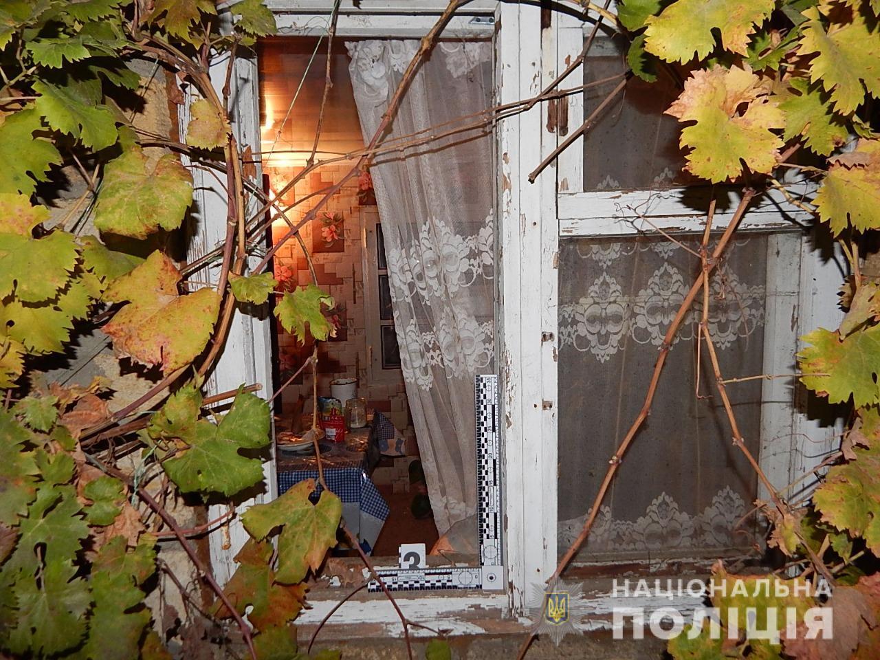 В Одеській області син зарізав мати та мало не вбив батька