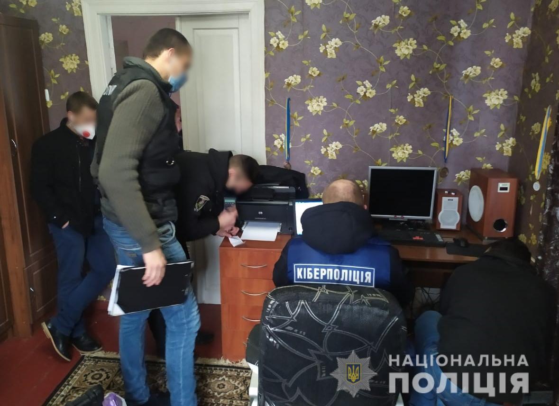 На Київщині затримали зловмисника на порушенні авторських прав