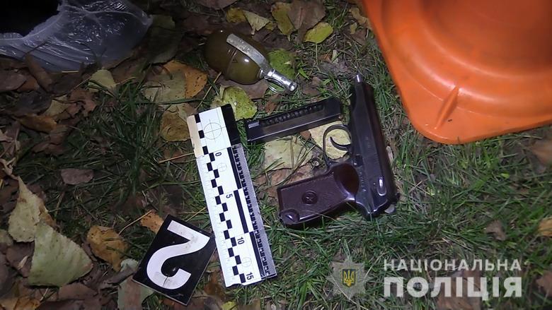 Перестрілка у Києві – деталі