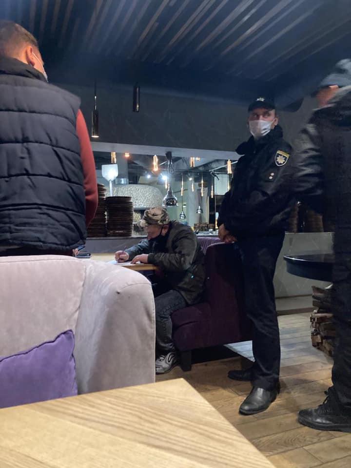 Як у Києві ловили порушників карантину вихідного дня