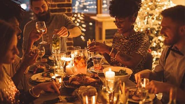 Меню на Новый год 2021: блюда правильного питания