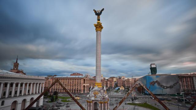 Палатки и много полиции: ФЛП снова вышли на протесты в Киеве