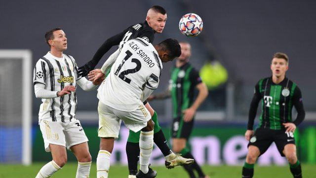 Yuventus Ferencvarosh Smotret Video I Obzor Matcha Ligi Chempionov 2020 2021 Fakty Ictv