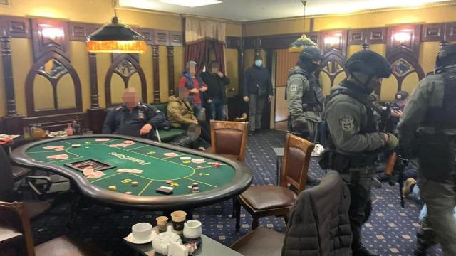 нелегальне казино у Києві