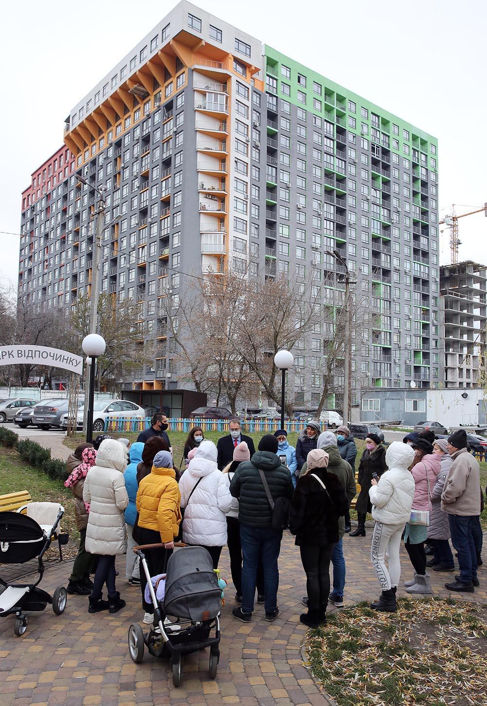 Недобудови в Києві: МВС та КМДА готують спрощену систему узаконення будинків