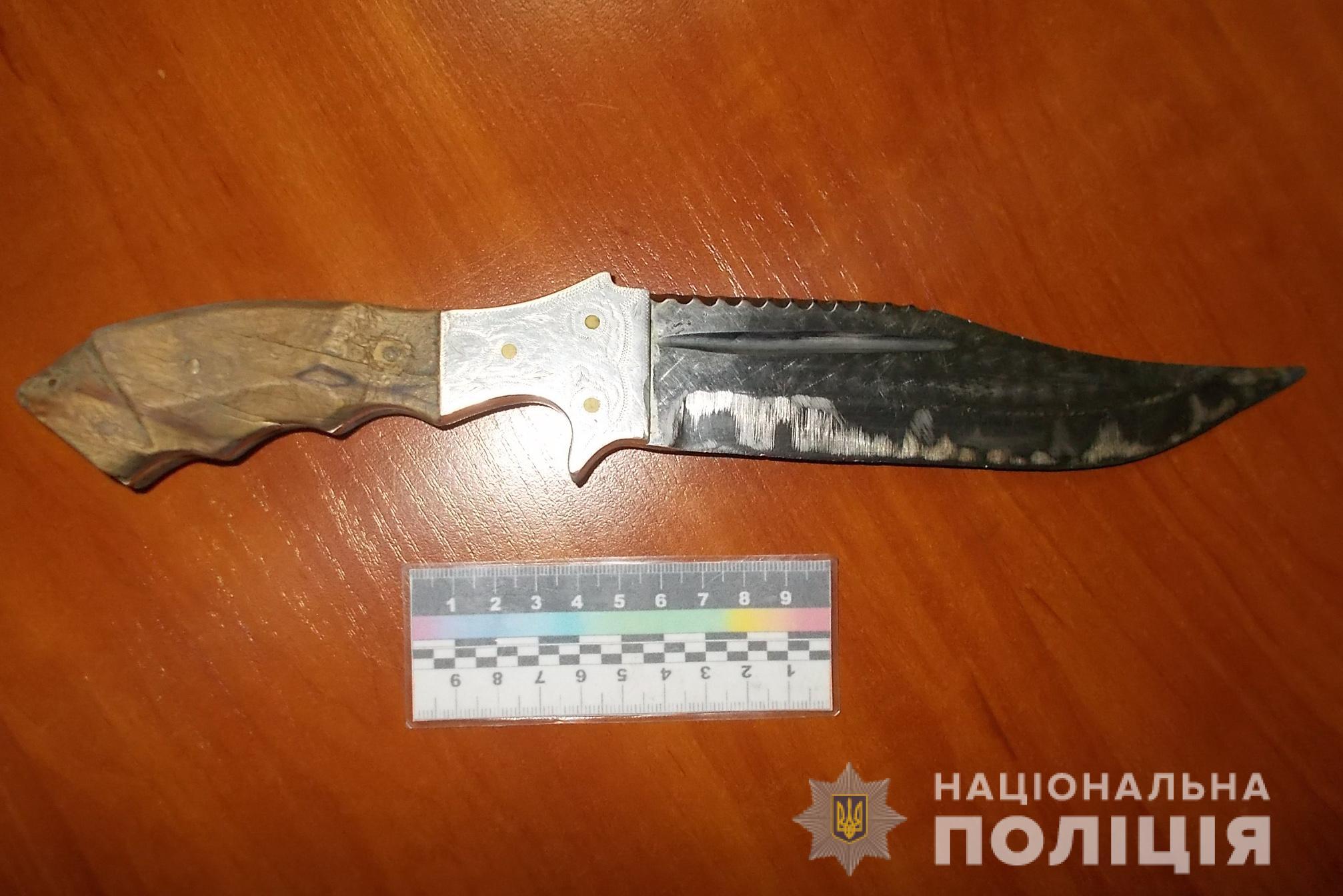 Дратував шум: на Сумщині чоловік застрелив пса і кидався з ножем на сусідів