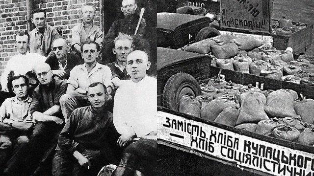 Замість хліба кулацького – соціалістичний. Ким були організатори Голодомору та чому це геноцид
