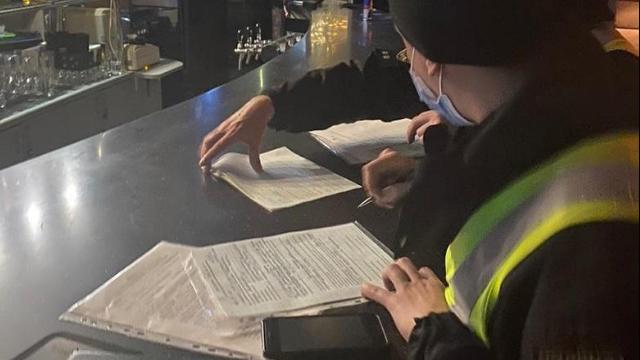 порушення правил карантину у Києві