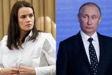 Ми ж сусіди: Тихановська хоче зустрітися з Путіним