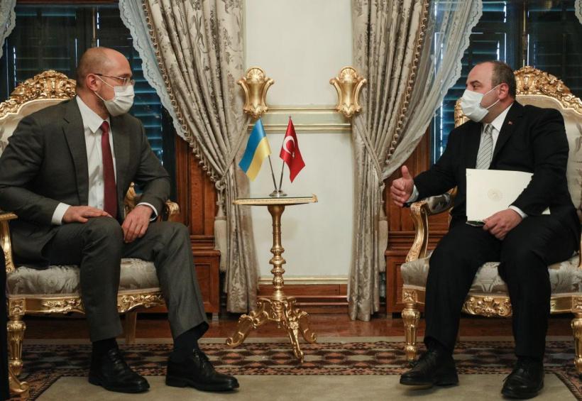 Шмигаль анонсував ЗВТ з Туреччиною