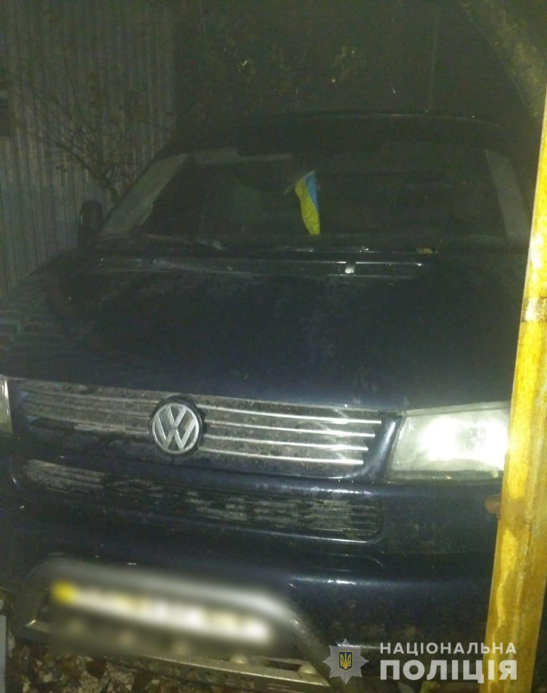 На Харківщині 14-річний хлопець тричі потрапив у ДТП на викрадених авто