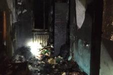 Пожежа на Житомирщині в гуртожитку – є загиблий