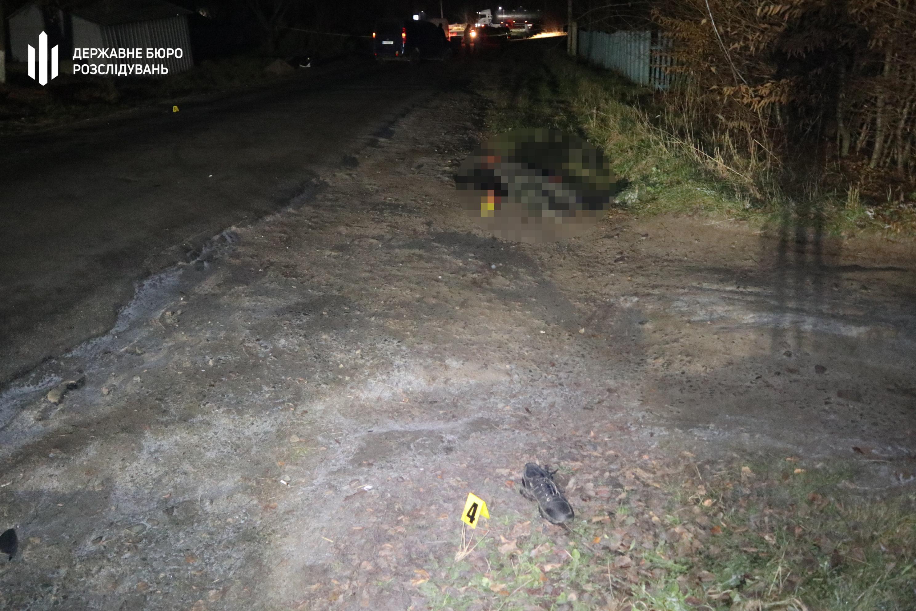 ДТП на Хмельниччині: посадовець збив 54-річного чоловіка на смерть