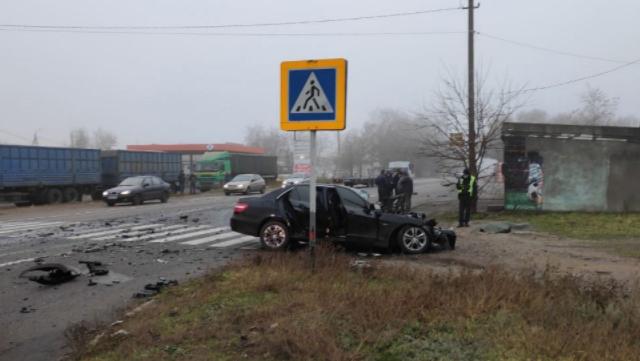 ДТП під Миколаєвом