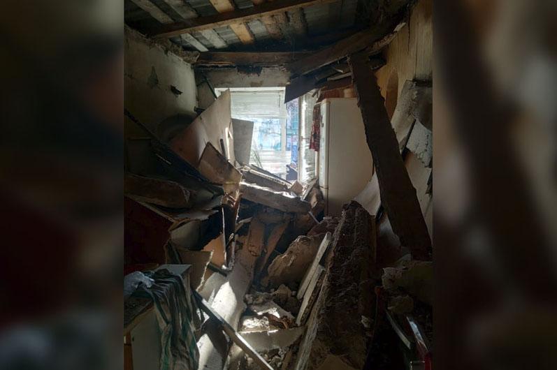 У Кривому Розі у будинку обвалилася стеля – під завалами опинилася дитина