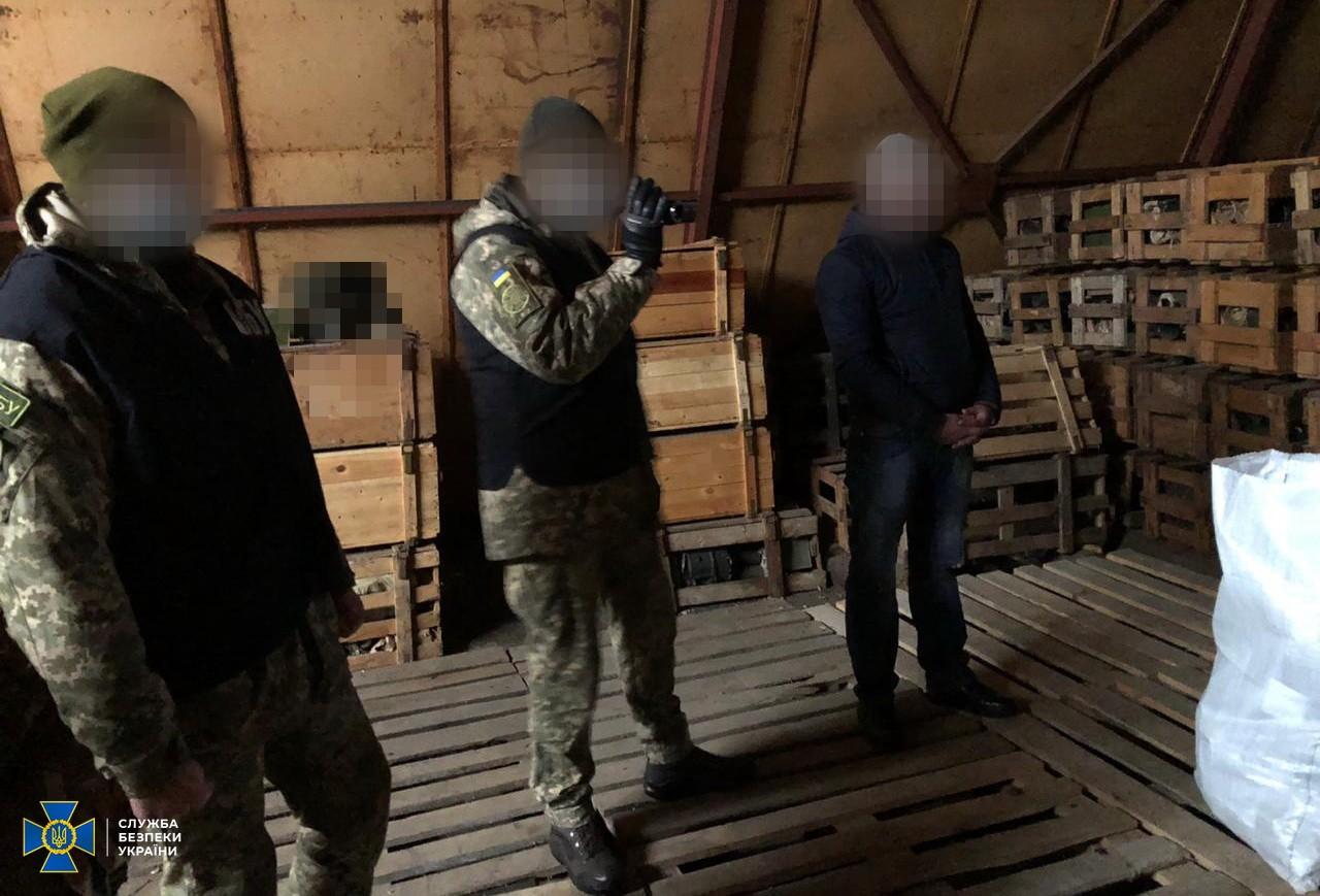 СБУ викрила командування військової частини на привласнені держкоштів