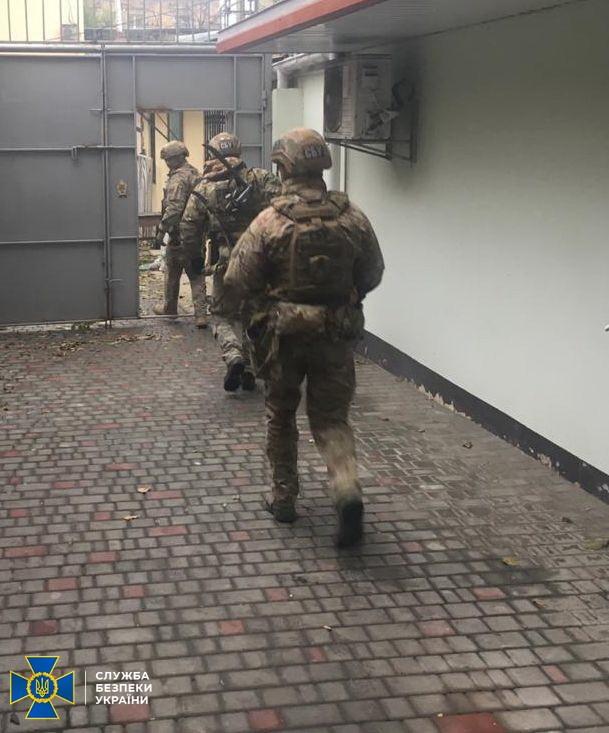 В Одесі блокували роботу незаконних call-центрів
