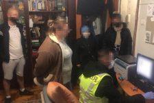У Києві подружжя організувало бізнес з надання інтимних послуг