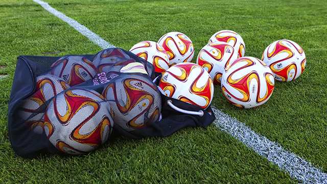 Лига Европы мячики