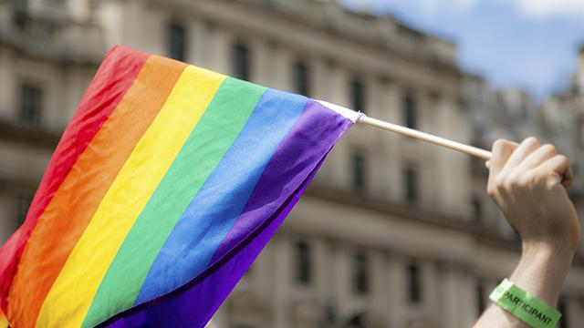 ЛГБТ прапор