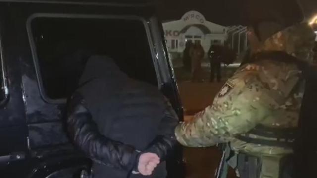 Затримання авторитета в Одесі