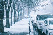 Снег и мороз: прогноз погоды в Украине на выходные (КАРТА)