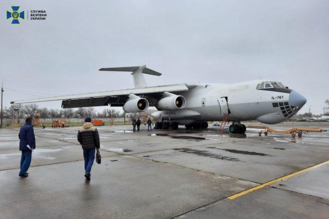Військове обладнання із Миколаєва намагались вивезти нелегально