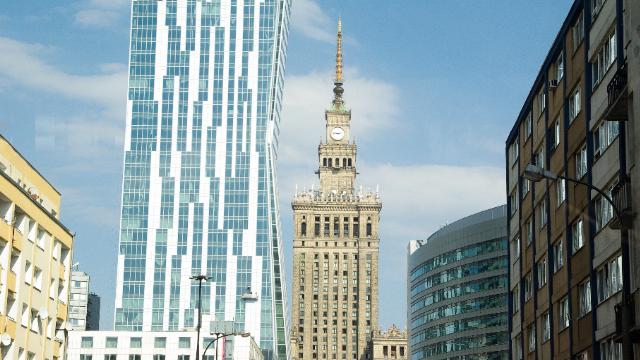 Польща, Варшава